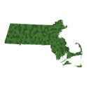 Massachusetts Map Puzzle