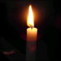 Droid Kerze - Keine Werbung