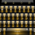 Theme TouchPal Dusk Gold