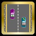 컨버터블 자동차 경주