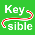 Keysible AlphaNumeric Keyboard