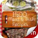 1,500+ Meat & Fish Recipes