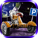 3D Moon Base Simulator Parking Games 2017