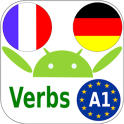 Hangman Verbs French - German