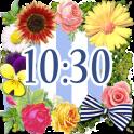[무료]귀여운 시계 위젯