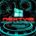 Next Launcher theme 3d free