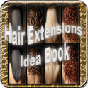 Hair Extensions Idea Book