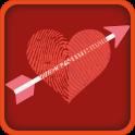 Scanner d'empreintes amour
