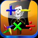Klasse 1 - 4 Mathe Piraten