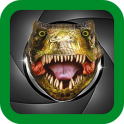 Dinosaur Camera Sticker Maker