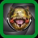 Dinosaur Kamera Sticker Maker