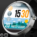 Material WatchMaker WatchFace