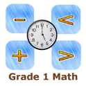 Grade 1 Math by 24by7exams