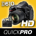 Guide to Nikon D610 SV