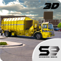 City Truck Recycle Simulation