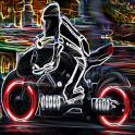 Laser Cycle Racer Metro Maze