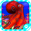 Virtual Pet Octopus