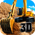 Heavy Excavator Driver Sim 3D