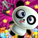 Panda Stuffed Animal Claw Game