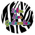 Zebra Love Go Launcher