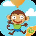 Monkey Balloon Pop Rescue