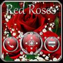 Red Roses Go Locker Theme