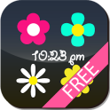 [Free]Flower Flow! Live Wall
