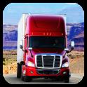 3D Truck Parking Juego