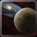 Rotating Planet Live Wallpaper
