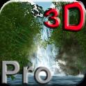Jungle Waterfall 3D LWP PRO