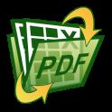 Spreadsheet to PDF