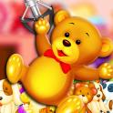 Teddy Bear Grab Claw Machine