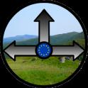 European Hiking Compass
