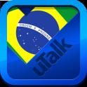 uTalk бразильский