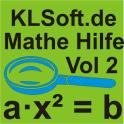 Mathematik Hilfe Vol 2