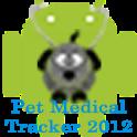 Pet Medical Tracker 2012