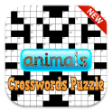 Cross Words Puzzle Animal