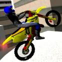 Motocross City Driver