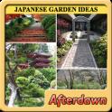 Japanische Garten-Ideen