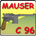 Mauser C96 pistol explained