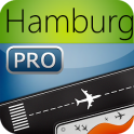 Hamburg Airport Pro -Radar HAM Flight Tracker