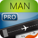 Manchester Airport Pro (MAN) Flight Tracker