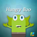 Hungry Boo! the little alien