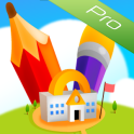 Kids Coloring Book Pro