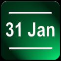 Date Status Bar 2
