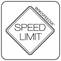 Speed Limits by Wikispeedia