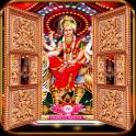 Durga Mata Temple Doors Lock