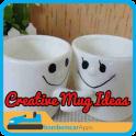 Kreative Ideen-Becher