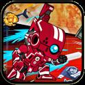 로봇 전쟁 X 싸움 게임 (3)