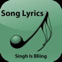 Hindi Lyrics of Singh Is Bling